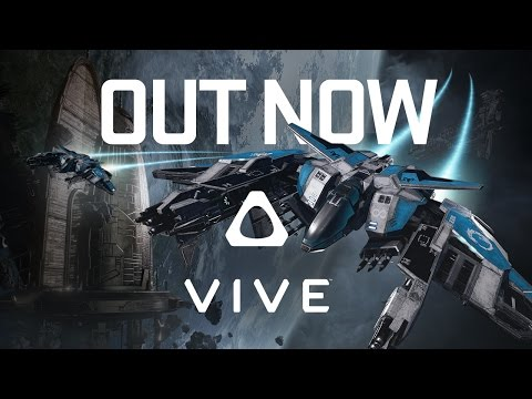 EVE: Valkyrie launches on Steam and HTC Vive - EVE: Valkyrie