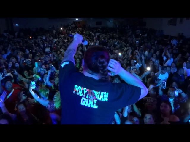 Richard Parker - Ua Mativa Lou Alofa live