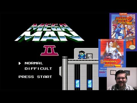 Mega Man 2 (part 2) | VGHI Play 'n' Chat Live Stream