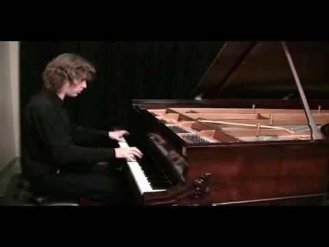 Prokofiev Sonata no.8 in B flat major (III. Vivace)