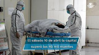 De acuerdo con autoridades, 24 mil 286 personas que fallecieron por Covid-19 tenían diabetes, hipertensión u obesidad, o una combinación de estas enfermedades