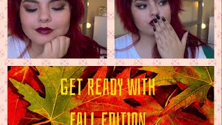 Get Ready With Me | Fall Edition Thumbnail