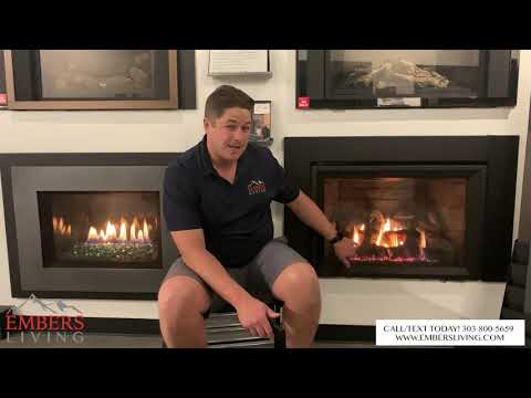 New Napoleon Oakville Series Direct Vent Gas Fireplace Inserts Product Review