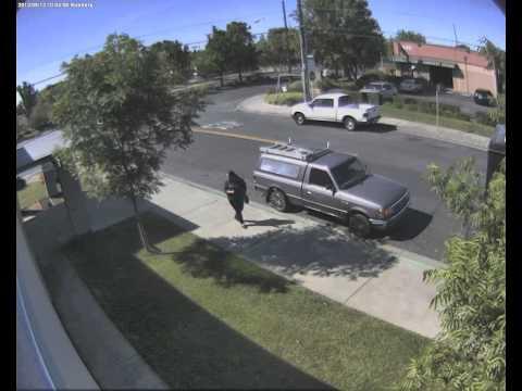 Concord Garden Equipment Stihl Chainsaw Robbery