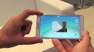 Samsung Galaxy Note 3 - Kamera Features - Deutsch
