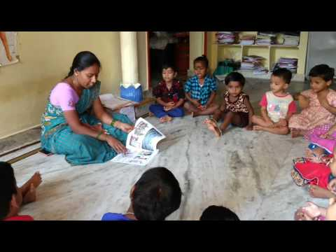 Anganwadi preschool