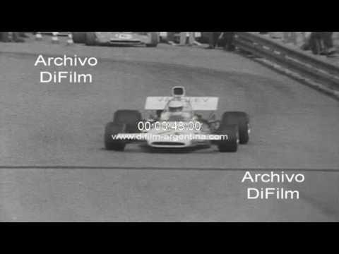 Pruebas de clasificacion Gran Premio de Formula 1 de Monaco 1972