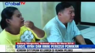 Download Video Sadis, Ayah dan Anak Perkosa Ponakan MP3 3GP MP4