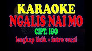 Download KAROKE NGALIS NAI MO - CIPT. IGO // KAROKE LAGU MANGGARAI TANPA VOKAL // LIRIK + INTRO VOCAL