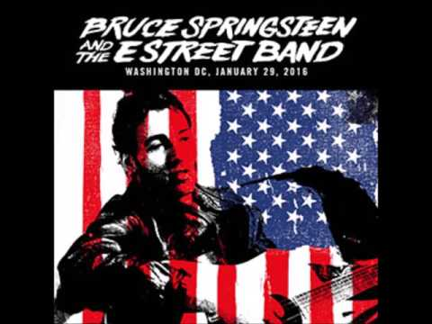Bruce Springsteen - Point Blank - Washington, D.C. - 1/29/2016