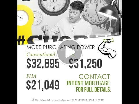 New Loan Limits Increase Purchasing Power for Homebuyers (2019) - Intent Mortgage