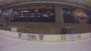 Sledge hokej. Litvínov