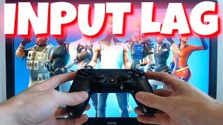 Download How To FIX INPUT LAG ON PS4!!! (My Tips) Mp3 and Videos
