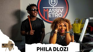 Singer Phila Dlozi shares how he went from singing at Randburg Square to recording with DJ Maphorisa