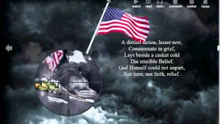 Gambar cover The Death of JFK - The Day Eternity Cracked - a poem by Kevin T. Sullivan