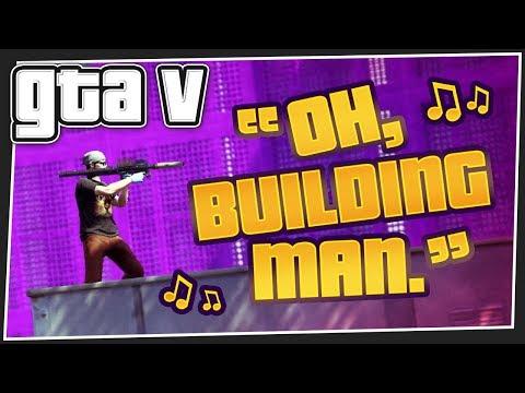 BUILDING MAN | GTA 5 Online