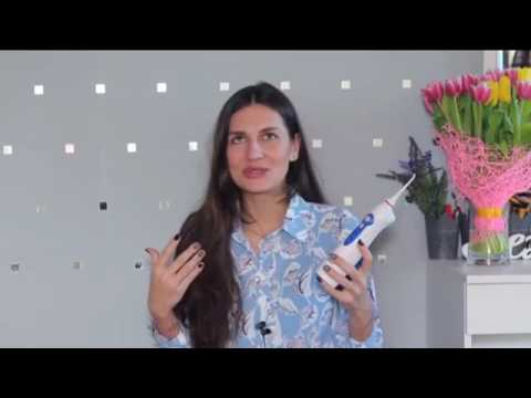 Ирригатор Roaman RM-WF8801 - YouTube