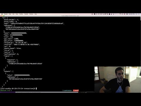 Ultimate Intro to Ethereum Ðapp Development [Part 6] - Sending Transactions with Code