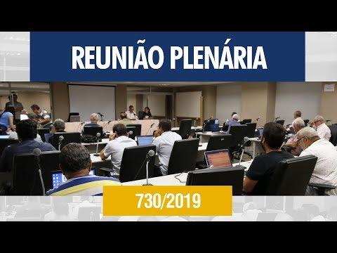 730ª Reunião Plenária - Crea-AL