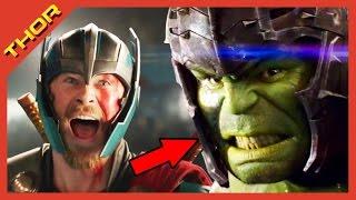 """ЧТО ПОКАЗАЛИ В ТРЕЙЛЕРЕ """"ТОР 3 – РАГНАРЁК"""" / Thor: Ragnarok Teaser Trailer 2017"""