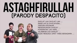 lyrics parodi despacito edisi sholat