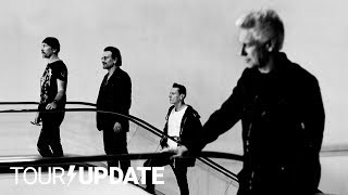 U2 Announces The Experience + Innocence Tour and 'Songs of Experience' | Tour Update