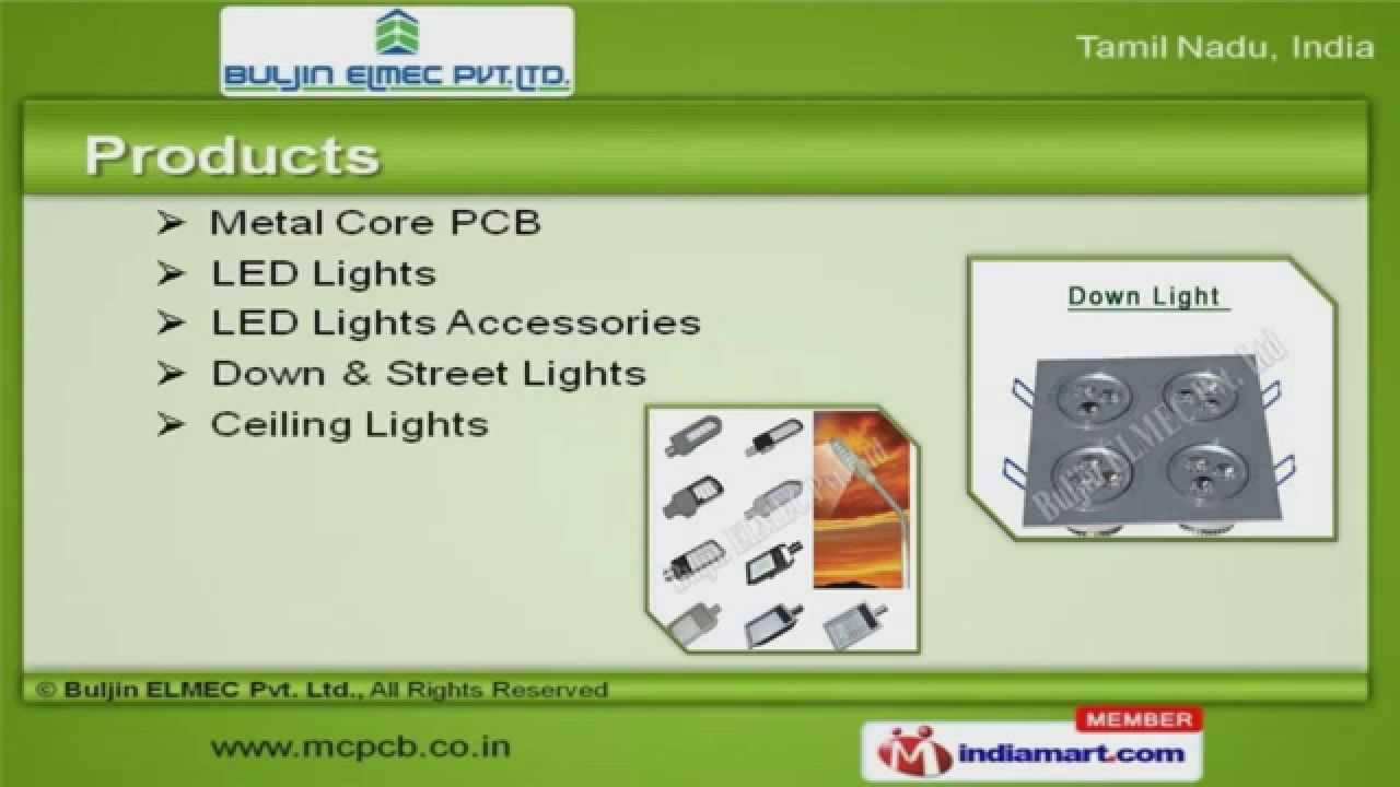 Aluminum Printed Circuit Board Led Pcb Making For Led Ceiling Lighting