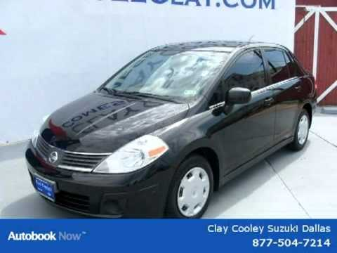 Clay Cooley Nissan Dallas Tx >> 2008 Nissan Versa Dallas TX - YouTube