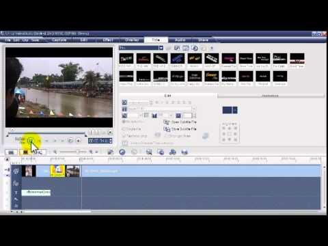 Key features of Ulead videostudio 11