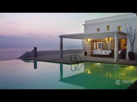 Luxury Villa in Mykonos Greece