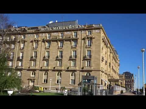 My Stay At Hotel Maria Cristina, San Sebastian, Spain 2017