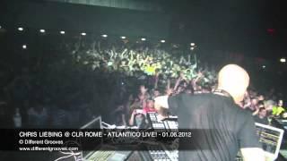 CHRIS LIEBING @ CLR ROME - ATLANTICO LIVE! - 01.06.2012 video 4.mov