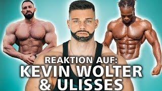 Meine Reaktion auf: KEVIN WOLTER & ULISSES 😯 | SMARTGAINS
