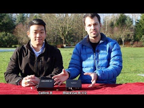 Cellink B Vs. Blackvue B-112: Best Dashcam Battery Pack?