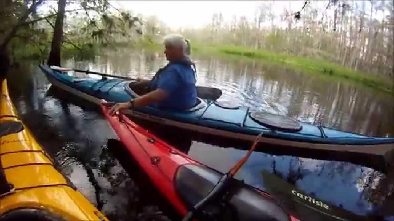 A Kayak Camping Trip On Fisheating Creek 10/2015