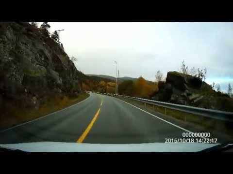 Rørvik - Rissa ( Gold autumn 2015, weather changing every 5 min! )