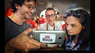 World's Best Pizza Chefs React To My Pizza Videos...