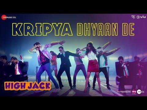 Kripya Dhyaan De - High Jack | Sumeet Vyas, Sonnalli Seygall & Mantra | SlowCheeta | 20th April 2018