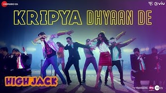 Kripya Dhyaan De - High Jack | Sumeet Vyas, Sonnalli Seygall & Mantra | SlowCheeta