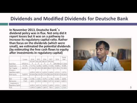 Session 30: Valuation - Cash Flows & Discount Rates