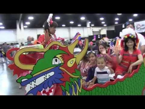 2016 Utah Asian Festival Highlights