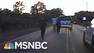 Tulsa Police Shooting Video Raises Concerns | Morning Joe | MSNBC
