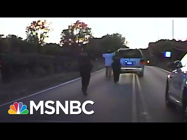 Tulsa Police Shooting Video Raises Concerns | Morning Joe | MSNBC