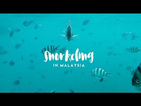 Schnorcheln auf den Perhentian Islands in Malaysia