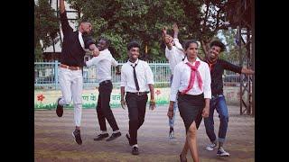 Suniye To Dance Choreographed by team SDA   Shah Rukh Khan & Juhi Chawla   Yes Boss  