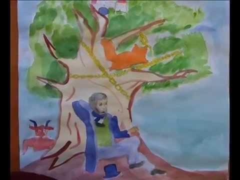 Пушкин А. У Лукоморья дуб зелёный (Руслан и Людмила) - YouTube
