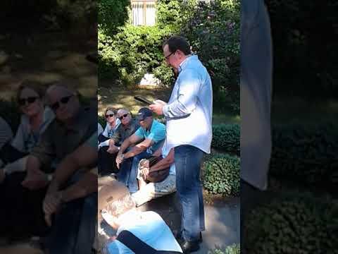 Ken Ham and Buddy Davis talk Christian Safari! from YouTube · Duration:  1 minutes 34 seconds