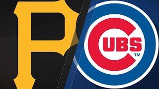 Lester shuts down Bucs' bats in 2-0 Cubs win: 6/9/18