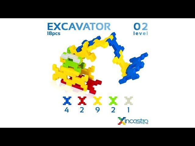 INCASTRO | Level 2 | Excavator
