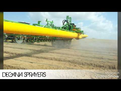 Sprayer Sleeve Boom 3000 Liter 18 meter(1)